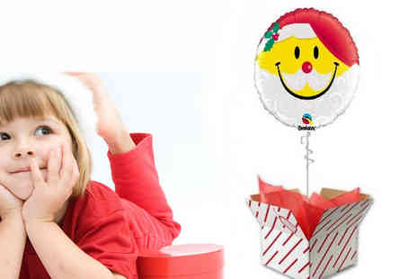 Something Great Limited - Delightful Christmas balloon in a box  - Save 50%