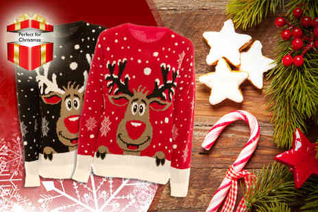 iKRUSH - Christmas jumper in a choice of styles & colours - Save 70%