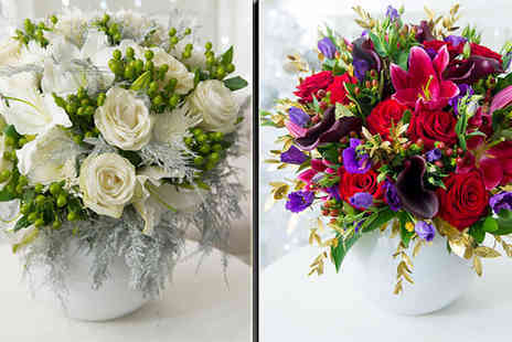 Debenhams Flowers - Bouquet of fresh and luxurious flowers - Save 50%