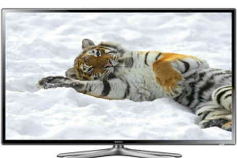 Harry s Amusements - Samsung 50 inch F6100 Series TV - Save 14%