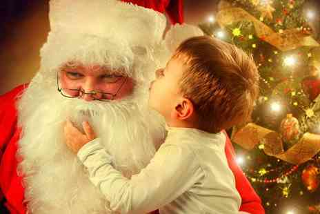 Santas Post Office - Personalised letter from Santa for your child - Save 50%