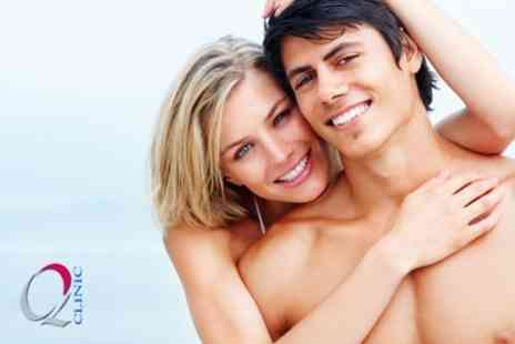 Q Clinic - £98 for £1,650 Voucher Towards Invisalign Teeth-Bracing Technology and Whitening - Save 94%