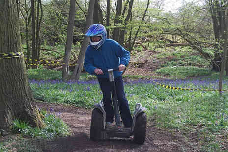 Segway Unleashed - Off road Segway experience for Two people - Save 50%