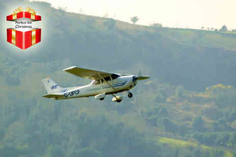Almat Aviation - Two hour introductory flying experience for 1 person - Save 63%