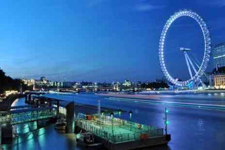 Thames Cruises - Thames River Tours Four Hour Party Cruise - Save 44%