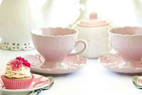 De Rougemont Manor - Afternoon Tea with Pimms- Save 46%