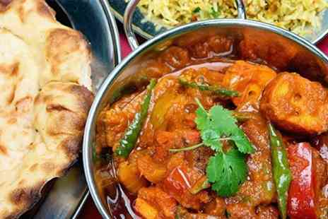 The Curry Place - Two Course Indian Meal For Two - Save 63%