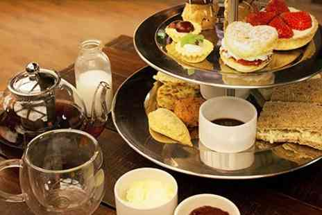 Chaiholics - Chai Afternoon Tea For Two - Save 53%