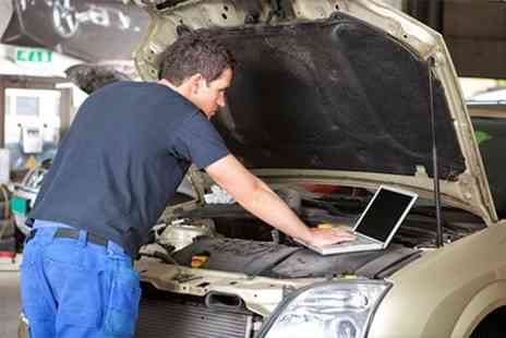 Christchurch Garage - MOT Test and Winter or Spring Health Check - Save 52%