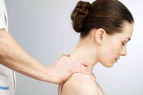 Axis Chiropractic Clinic - Axis Chiropractic Clinic Consultation and Two Treatments - Save 62%