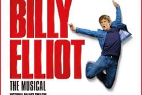 Victoria Palace Theatre - Tickets to Billy Elliot the Musical - Save 35%