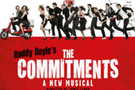 Palace Theatre - Tickets to The Commitments - Save 54%