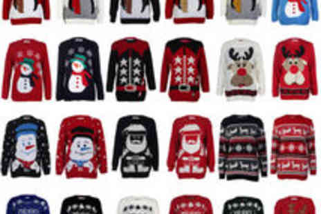 my1stwish - Women s Xmas Novelty Jumpers - Save 60%