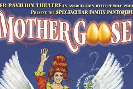 Lowther Pavilion - Tickets to see Mother Goose - Save 50%