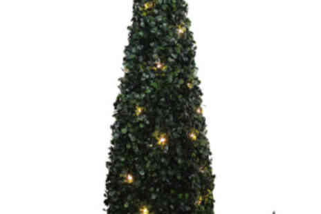 Festive Lights - Outdoor Christmas tree from Festive Lights - Save 51%