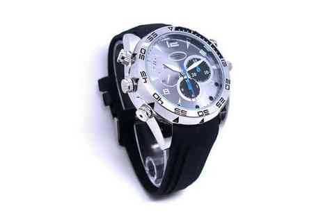 Tanning & Beauty World - Night Vision Spy Watch - Save 50%