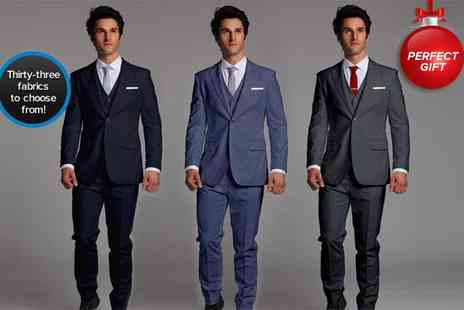 Rosevear Brothers - Mens custom  made suit   - Save 42%
