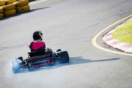 Midland Karting - One hour of go karting - Save 60%