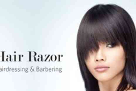 Hair Razor - Brazilian Keratin Hair Straightening Treatment - Save 67%