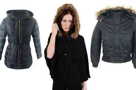 Whispering Smith - A Choice of 3 Women's Jackets - Save 50%