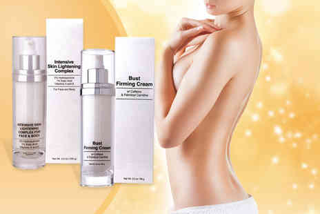 Vivre International - YCC Skin Lightening Complex and Bust Firming Cream - save 78% - Save 78%