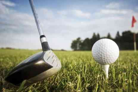 John Gray PGA Golf Professional -  One Hour Lessons Cherry Burton Golf Club - Save 68%