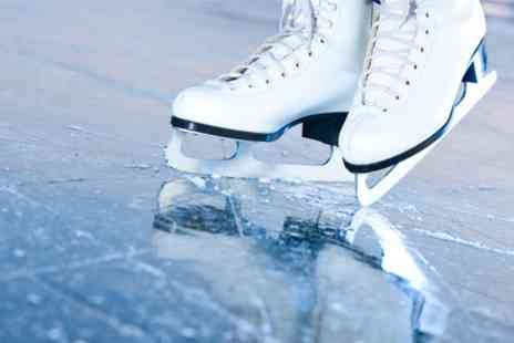 Bradford Ice Arena - Ice Skating Course Plus a Hot Drink - Save 60%