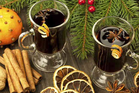 La Cantina - Christmas Afternoon Tea with Mulled Wine for Two - Save 56%