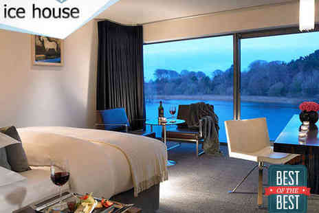 The Ice House Hotel - Two Night Stay For Two At Four Star hotel - Save 53%