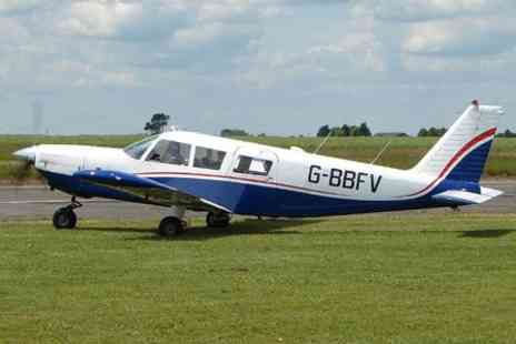 fly365 - 45 Minute Microlight Flight Training - Save 62%