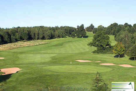 Thornbury Golf Centre - Full Day of Golf with Two Rounds on 18 Hole Par  - Save 71%