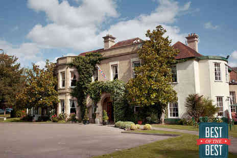 Woodland Manor Hotel - Secluded Manor House Retreat in Bedfordshire - Save 60%