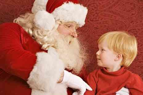 Palmers Garden Centre - Santas Grotto Gift and Hot Drink - Save 53%