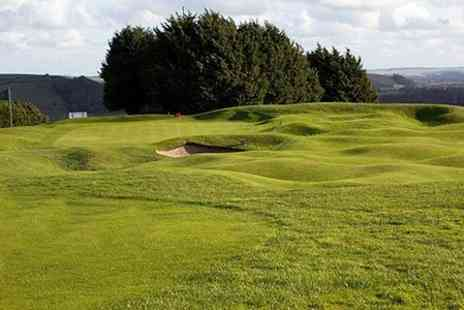 West Wilts Golf Club - 18 Holes For Two  - Save 60%