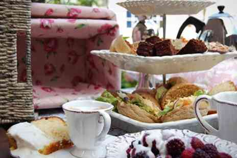 Jeyes of Earls Barton - Afternoon Tea For Two - Save 0%