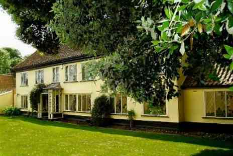 Brome Grange Hotel - Two Nights For Two With Breakfast and Winter Afternoon Tea - Save 51%