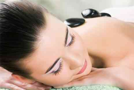 Rose Beauty - Hot Stone Massage Plus Facial - Save 73%