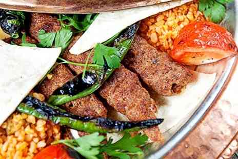 Fatma Restaurant - Food and Drink For Two - Save 50%