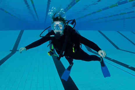 Dive Bunker - Two Hour Beginners Scuba Diving Lesson - Save 70%