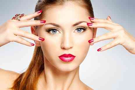 H s Hair and Beauty Studio - Gel Nails For Fingers or Toes - Save 47%