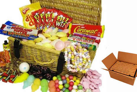 Gift Me Something Special - Classic deluxe Kids sweets hamper - Save 50%