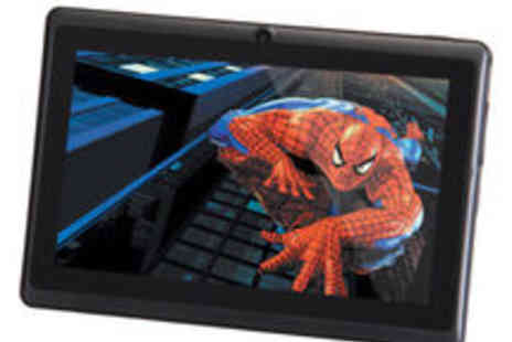 "51buyworld - Excelvan 7"" Android 8GB Tablet - Save 20%"