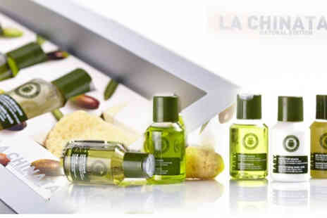 The Spanish Olive Shop - Luxury baby skin care gift set - Save 56%