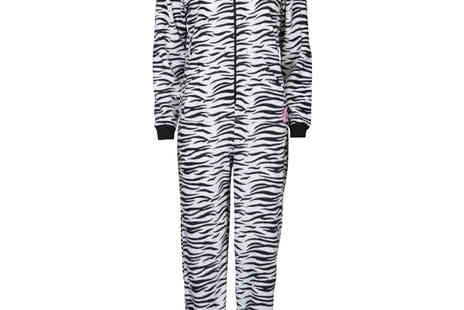 thehut_group_outlet - Disney Women's Fleece Onesies - Save 55%