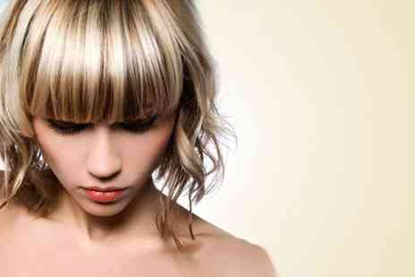 FDL Hair & Beauty - Half head of highlights wash cut blow dry and treatment  - Save 28%