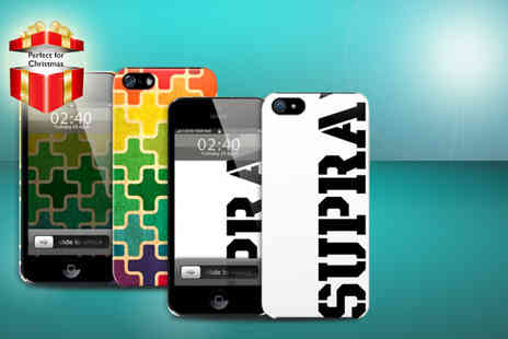 Case in Your Face - Choice of funky iPhone or Samsung phone case - Save 46%