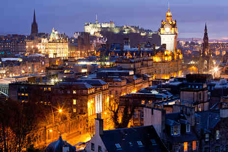 Edinburgh Live Promotions - Ticket to Lets Celebrate St Andrews Day - Save 50%