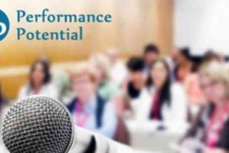 Performance Potential - Eight Day NLP Practitioner Certification Training Course - Save 69%