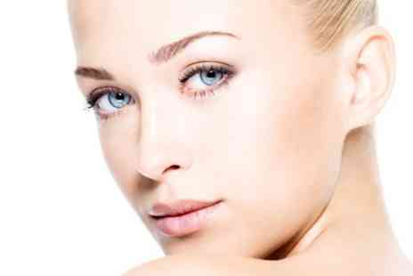 La Mirage Beauty and Laser Clinic - Microdermabrasion Facial Plus File and Polish - Save 65%
