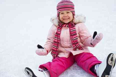 Sobell Sports Centre - Six Week Childrens Ice Skating Course - Save 69%